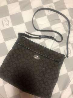 Authentic Preloved Coach Sling