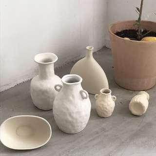 北歐陶瓷居家擺設 居家裝飾/花瓶/服飾/居家生活/咖啡廳/陶瓷/拍攝道具
