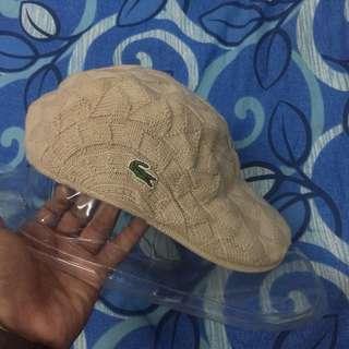 flatcap / baretta Lacoste