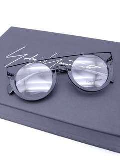 Yohji Yamamoto 山本耀司 YY7017 eyewear glasses平光眼鏡