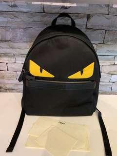 FENDI Monster Backpack in Large Size