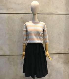 Gliterry Soft Stripes Sweater