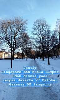 JASTIP Singapore and Kuala Lumpur