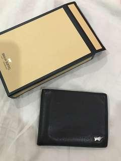 Braun Buffel cash clip Wallet