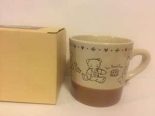 Sanrio vintage Mr Bear's Dream club MBD 杯 mug 1995