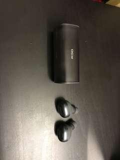 QCY Bluetooth earphone
