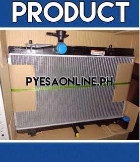 Toyota vios 2014 up radiator assembly
