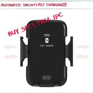 Wireless Charger automatic swith