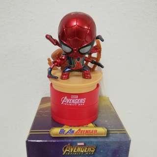 Tesco Avengers Iron Spider