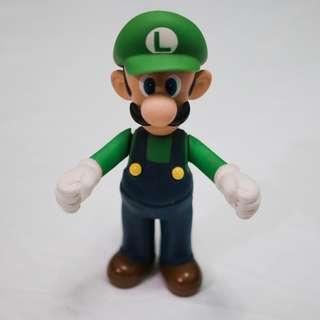 "8.5"" Luigi figure"