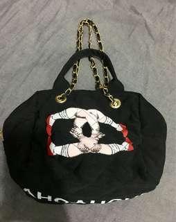 日本 Ahcahcum 玩味Chanel 手袋