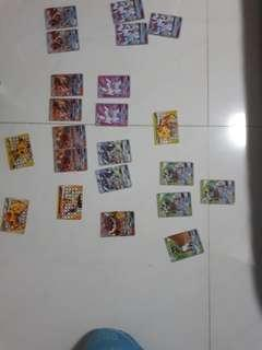 pokemon cards for buddyfight only!!!!!