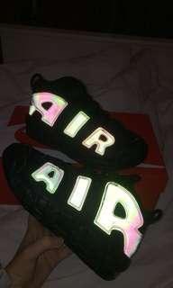 Nike uptempos!!