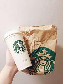 Starbucks Reusable cups