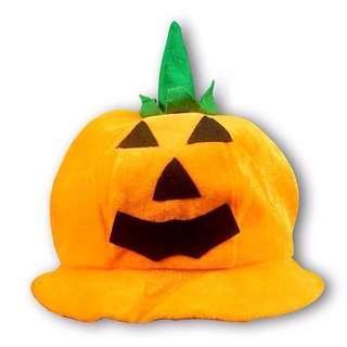 現貨🎃萬聖祭限定▪️南瓜帽 Halloween 萬聖節派對 裝飾 打扮 Party