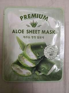 Missha Premium Aleo Sheet Mask 5pcs