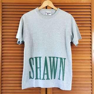Vintage Reebok NBA Seattle Shawn Kemp T-shirt