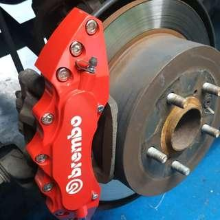 Brembo calipers cover