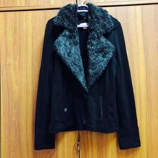 Winter Jacket with Removable Fur