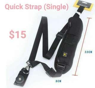 Quick Strap (Single)