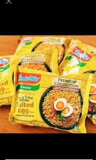 Indomie telor asin