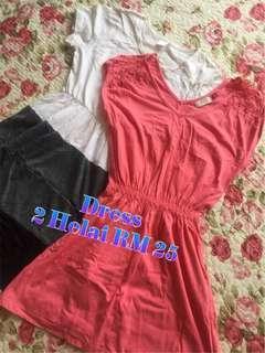 Dress & Short Pants