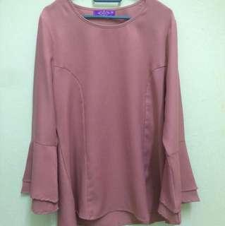 🆕 Pink Blouse