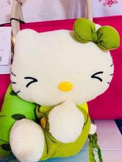 Authentic Hello Kitty Bags and Plush from Japan