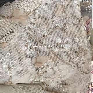 Lace 3D floral from Rizalman
