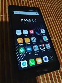 Xiaomi max 2 連保護殼及盒 二手