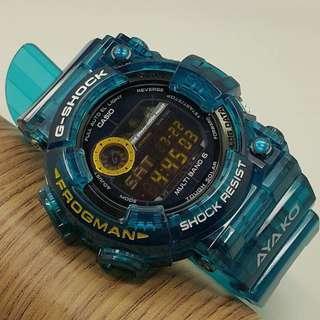 1:1 Casio G-Shock Frogman Jelly