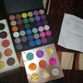 Paket bundle take all eyeshadow palette