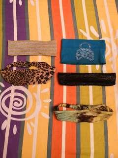 Assorted Hairbands Hair Accessories Fashion