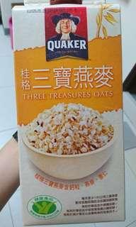 桂格 三寶燕麥