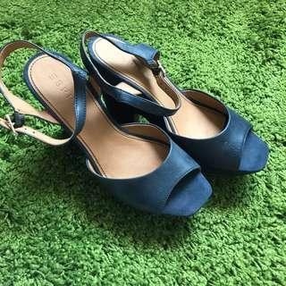 Esprit high heel sandal for sales