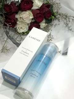 Laneige essential balancing emulsion extra moisture