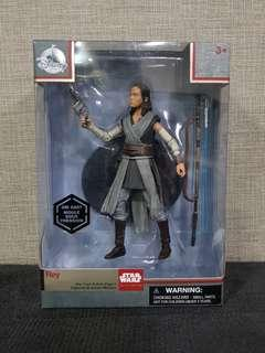 Disney Store Star Wars Elite Series The Last Jedi Rey