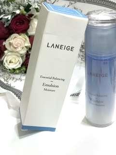 Laneige essential balancing emulsion