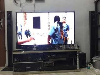 "Dijual paketan TV 49"" Full HD Flat Smart TV J5200 Series 5 UA49J5200AKXXS FHD Resolution: 1920 x 1080 Wide Colour Enhancer (Plus) Digital Clean View dan panasonic Home theater"
