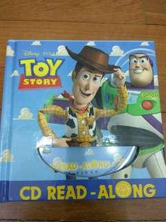 Disney Toy Story with CD Read-along