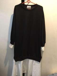Cardigan Type Dress