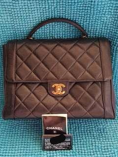 Chanel Kelly Bag (Black)