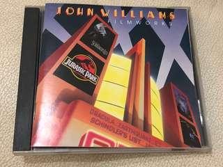John Williams Film Works 1995 MCA
