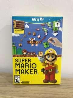 [NEW] Nintendo WiiU Super Mario Maker