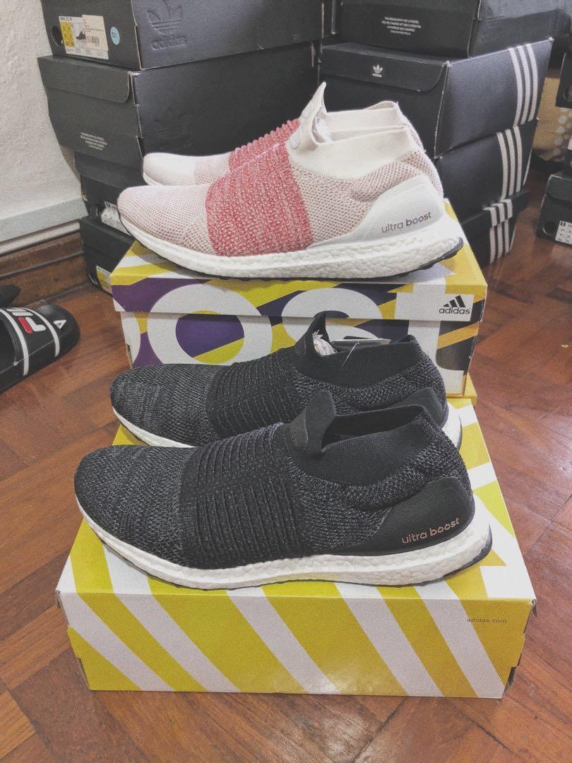 adidas ultra boost laceless sizing
