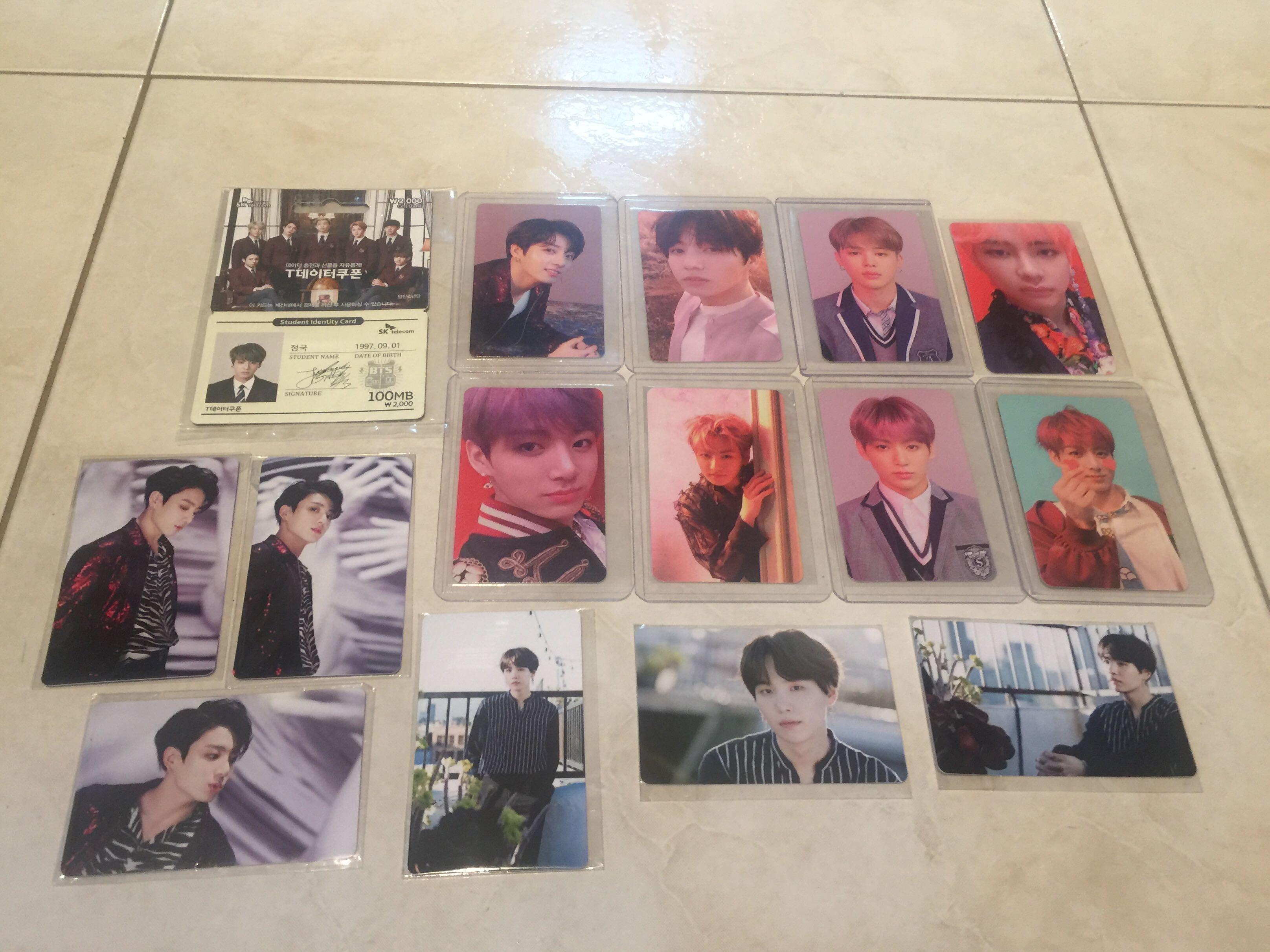 wts  bts official  unofficial photocards 1540190748 ce777c07 progressive