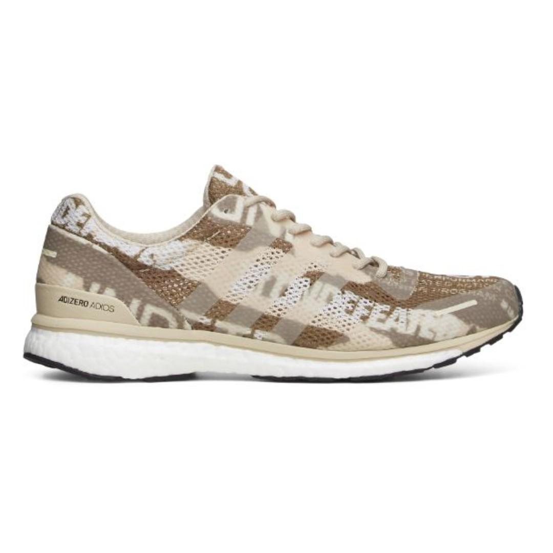 hot sale online 6c301 ced19 Adidas x UNDFTD (Undefeated) Adizero Adios 3 (AUTHENTIC)