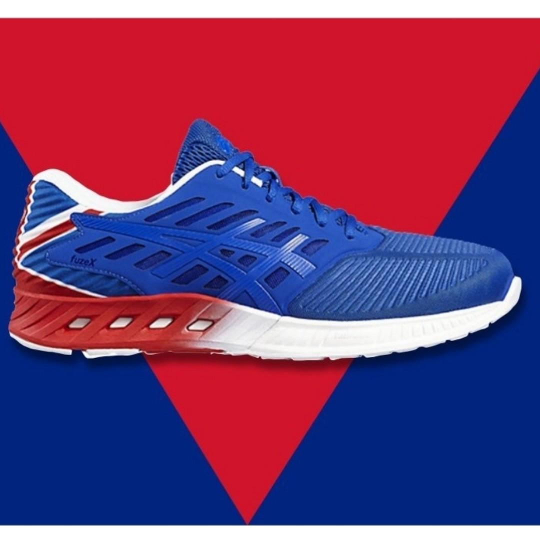 db1ece752a31 ASICS FuzeX Spirits UK Edition Running Shoes