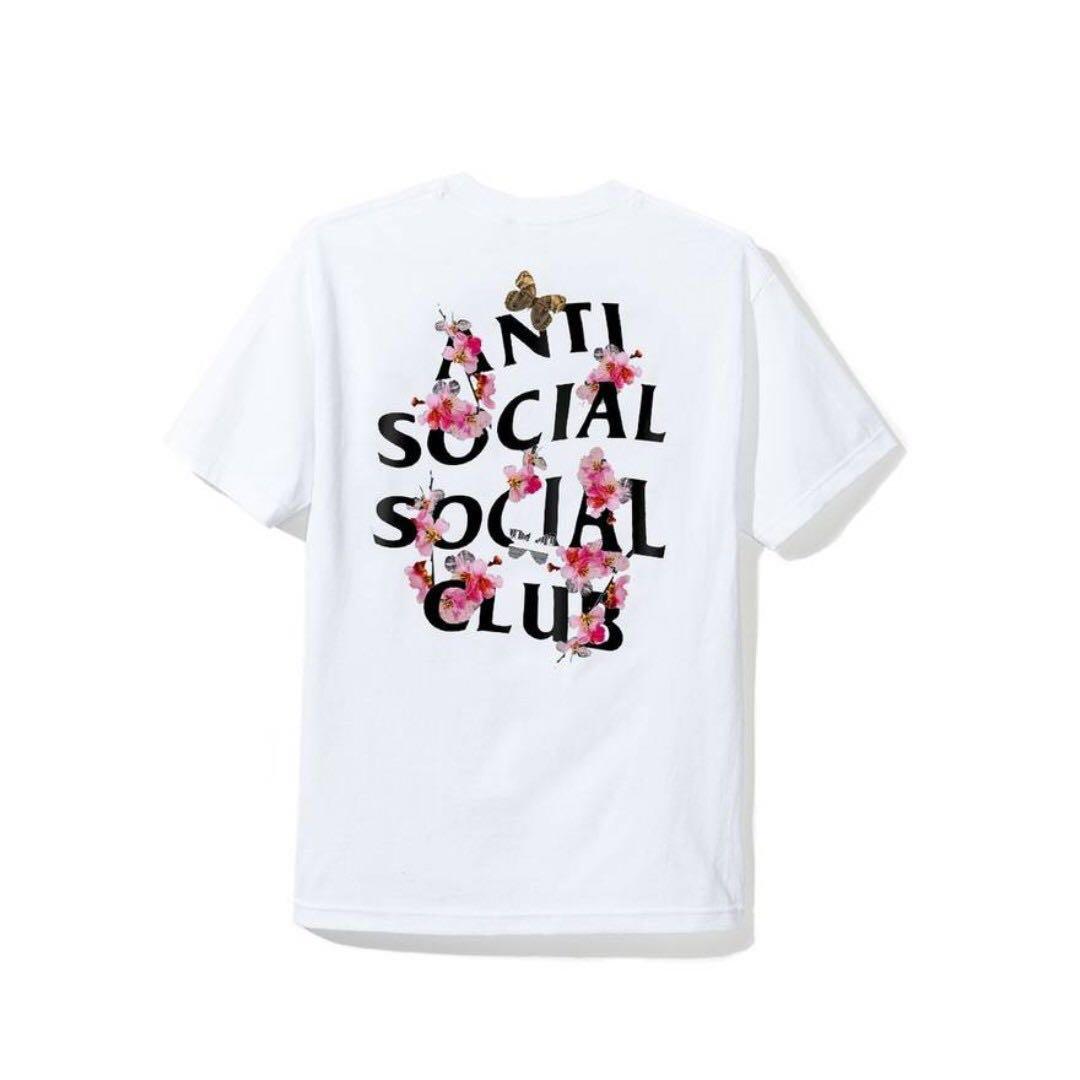 e243b396 ASSC Kkoch White Tee M, Men's Fashion, Clothes, Tops on Carousell