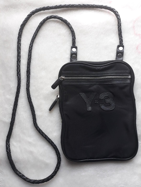 bb7640a6ff Authentic Y3 Yohji Yamamoto x Adidas Nylon Sling